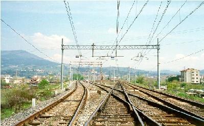 Linea fibra ottica Bari-Foggia