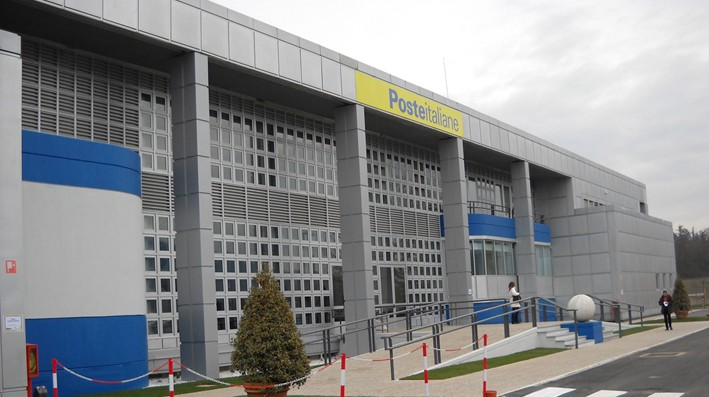 <H0>Poste Italiane</H0><br />Centro Postale Operativo (CPO) <br />L'Aquila