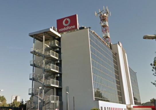 Vodafone sede uffici roma via boccabelli systema cm for Uffici virtuali roma