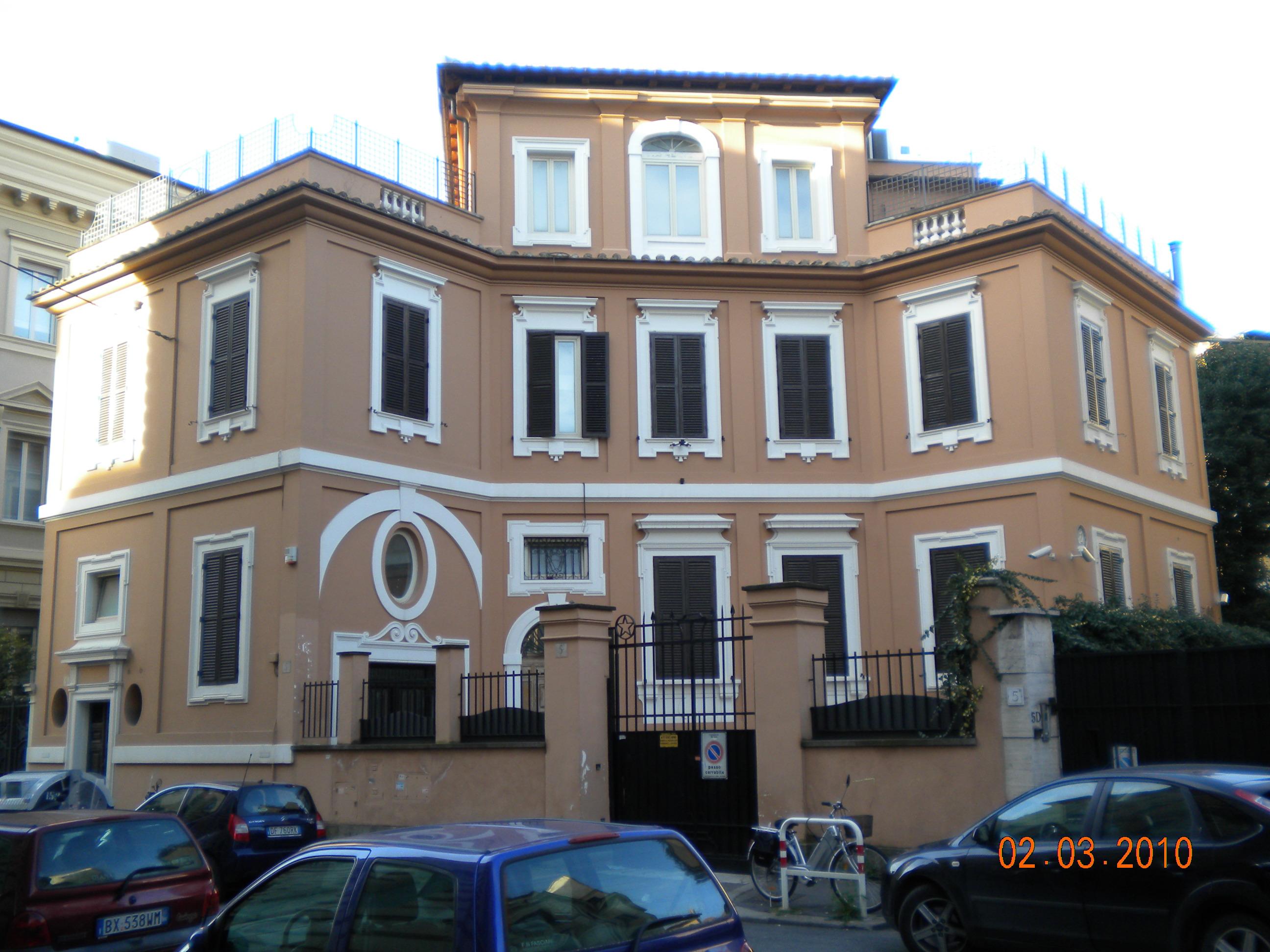 Telecom ristrutturazione uffici Roma Progetto D.L. e Sicurezza