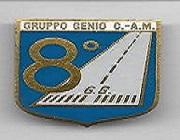 Genio Campale 8 Rep. Ciampino