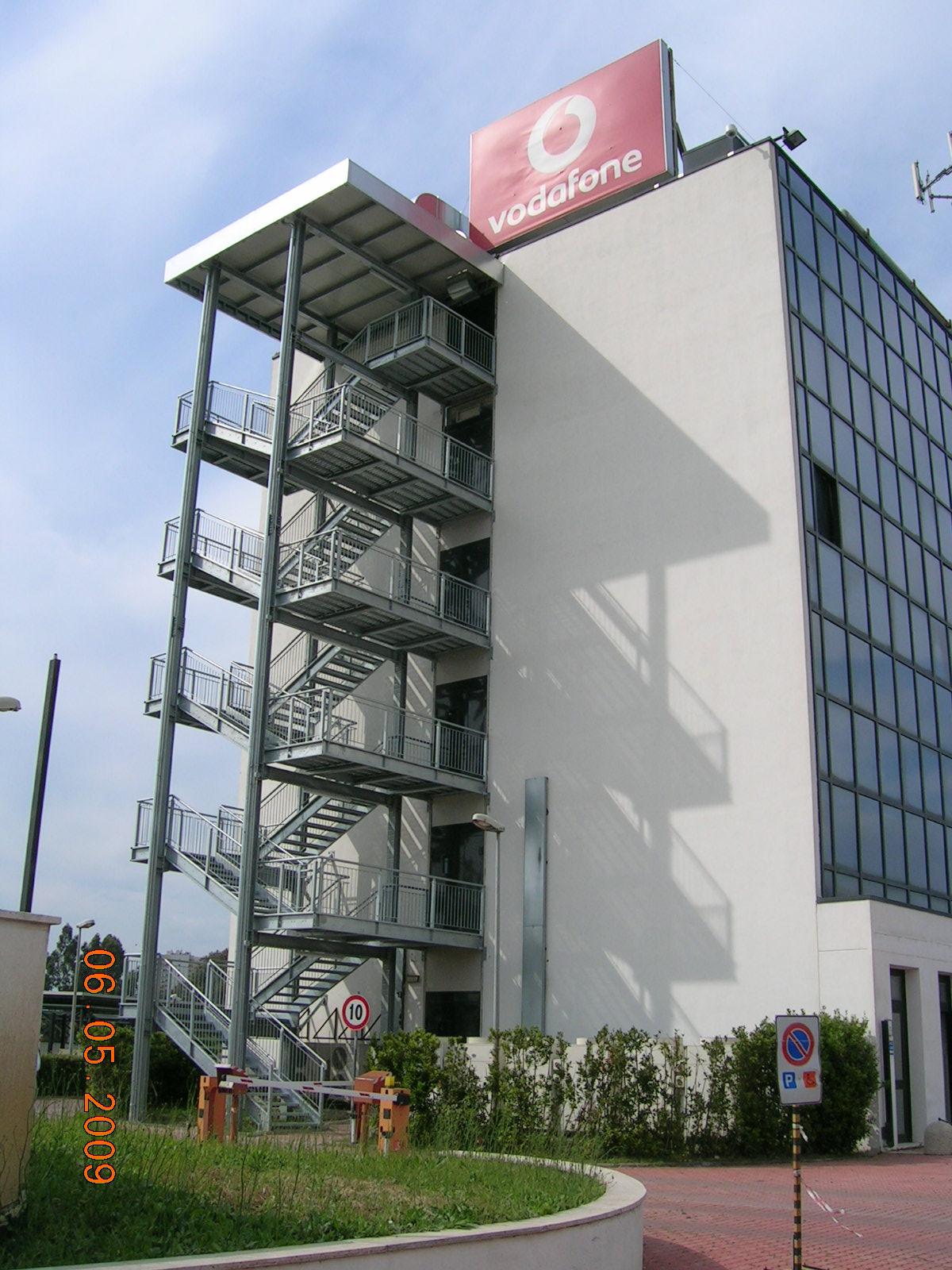 Sede Vodafone Roma Boccabelli