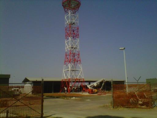 Torre Radar Aeroporto di Galatina