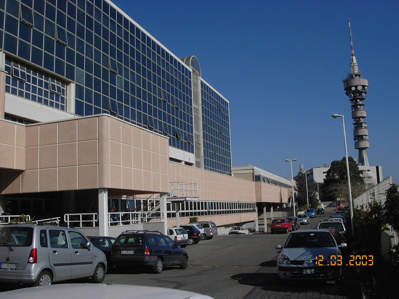 <H0>Poste Italiane</H0><br />Complesso Laurentino<br />Roma